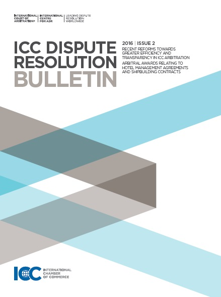 ICCA Yearbook Commercial Arbitration