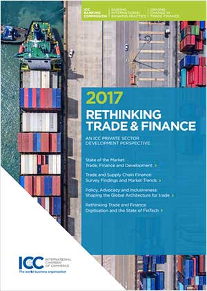 ICC Global Survey on Trade Finance 2016